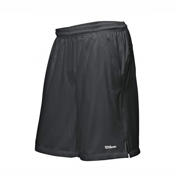 Wilson Woven Shorts JR Black 140