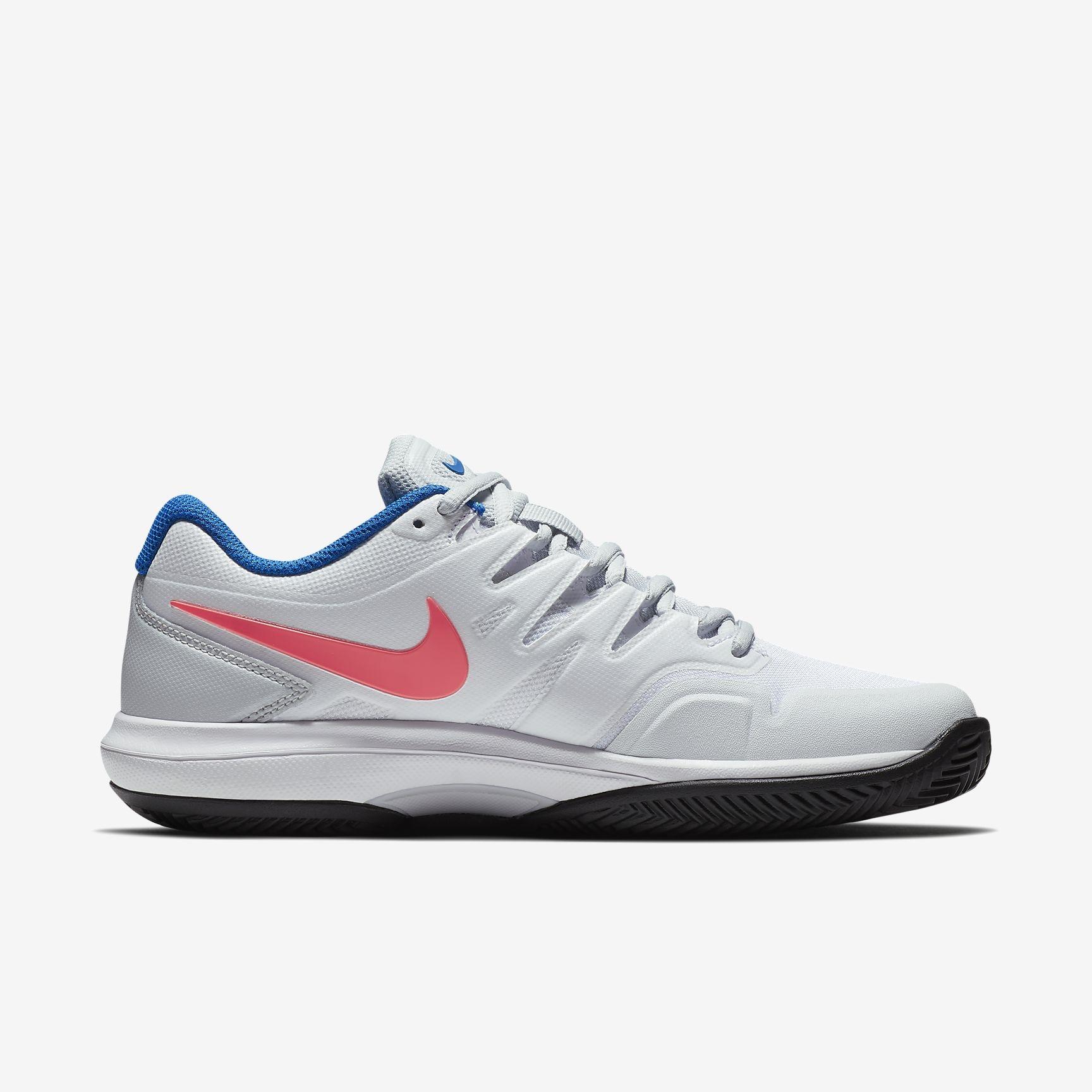 Nike Air Zoom Prestige Women Clay Padel White Hot Lava.  keyboard arrow left. keyboard arrow right 3c42bfd6d9f4d