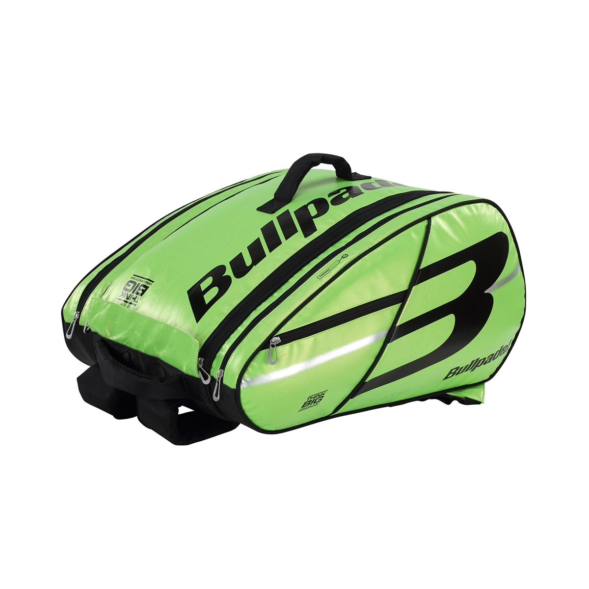 Bullpadel Big Capacity Green/Black