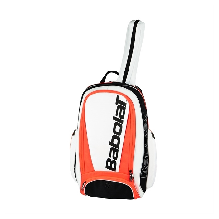 Babolat Pure Line Backpack White Red