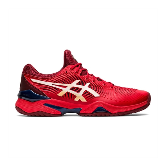 Asics Gel-Game 7 Clay/Padel Red/White 44