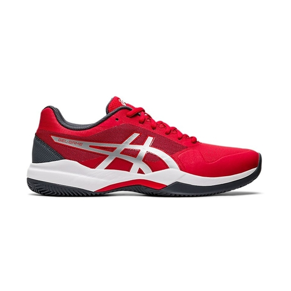 Asics Gel-Game 7 Clay/Padel Red/White 42