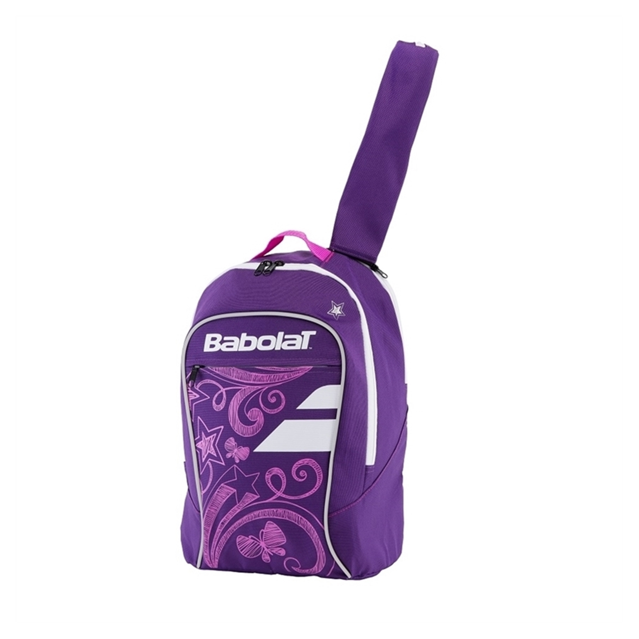 100% authentic 6ff2e 9e8c8 Babolat Club Backpack Junior Violet