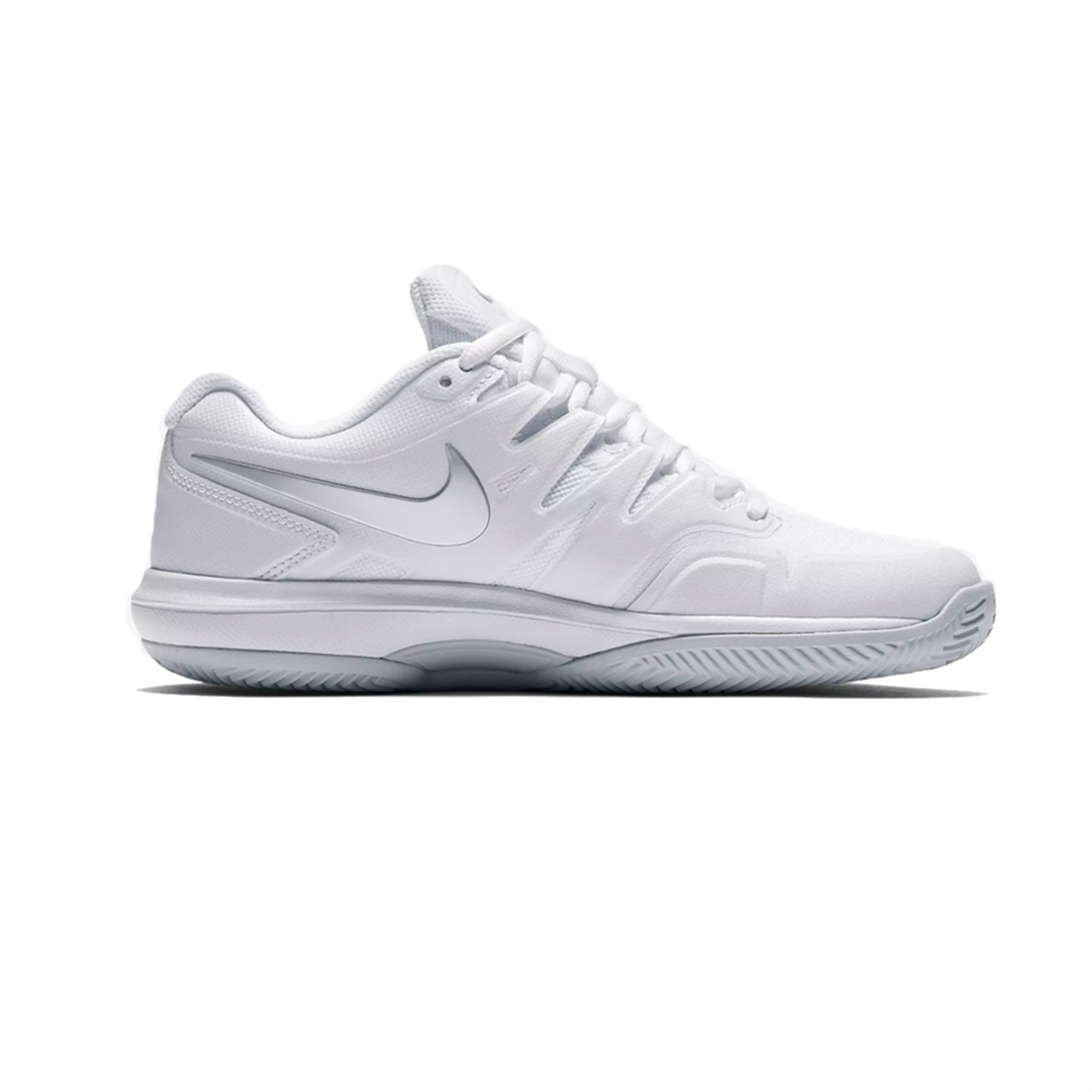 Nike Air Zoom Prestige Women White Silver Clay Padel. keyboard arrow left.  keyboard arrow right 72eee03b075c2