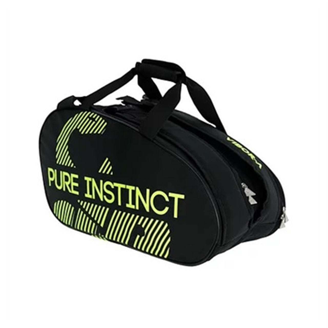 Vibor A Racket Bag Club Yellow | Racketspecialisten.se