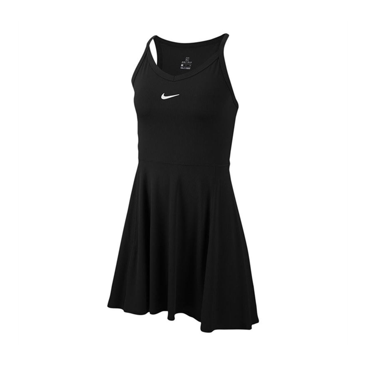 Nike Court Dry-Fit Dress Black