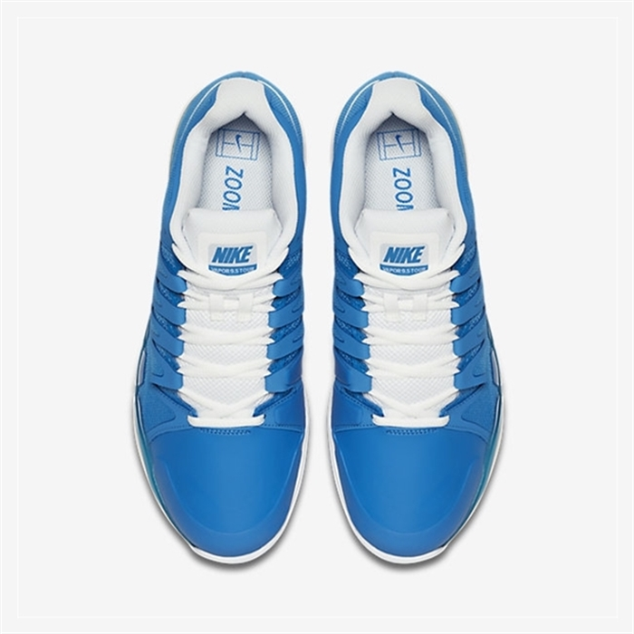 Nike Zoom Vapor Tour 9.5 Clay Blue