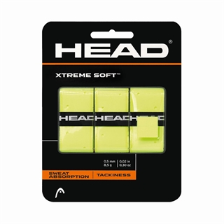 Head Xtreme Soft Pro Overgrip Yellow
