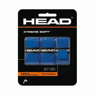 Head Xtreme Soft Pro Overgrip Blue