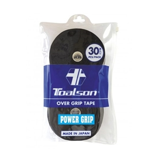 Toalson Power Grip 30-pack Black