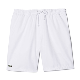 Lacoste Shorts Solid Diamond White