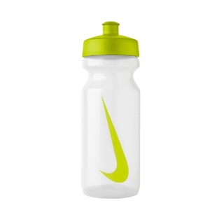 Nike Big Mouth Waterbottle Clear Green