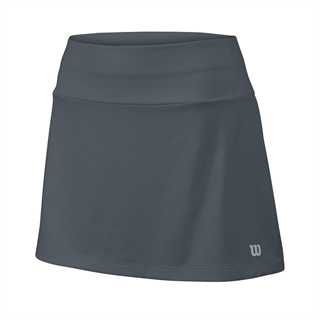 Wilson Core 12.5 Inch Skirt Dark Grey