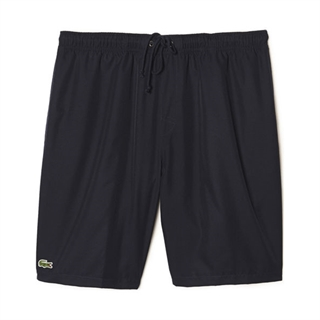 Lacoste Shorts Solid Diamond Navy Blue