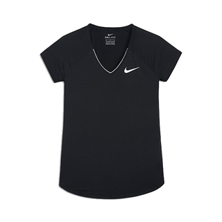 Nike Pure Court Top Girl Black