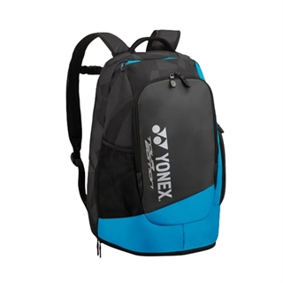 Yonex Pro Backpack Black Blue 2018 a0947eadf6942