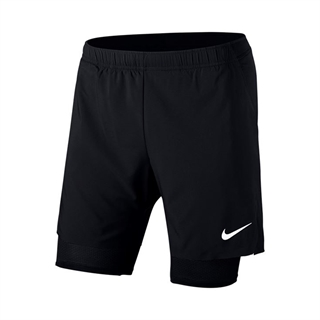 Nike Court Flex Ace Pro Short 7'' Black
