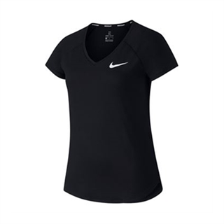Nike Pure Court Top Girl All Black