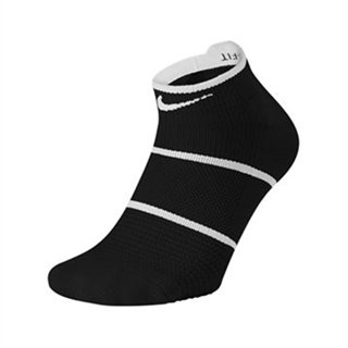 Nike Court Essentials No Show Socks Black