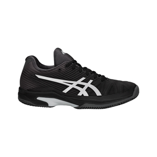 check out 9a897 9e261 Asics Solution Speed FF Clay Padel Black Women