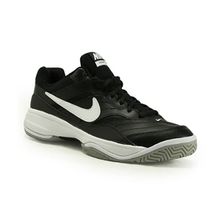 promo code 7872d 549c9 Nike Court Lite Multicourt Black