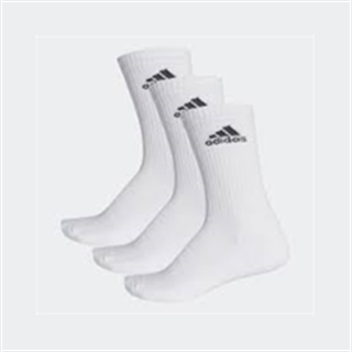Adidas 3-Stripes Performance Crew Socks 3-Pack