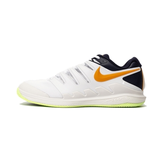 77e1ed0c793 Nike Air Zoom Vapor X Clay/Padel White/Orange/Green