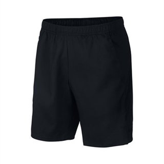 Nike Dry 9'' Shorts All Black Black Swoosh