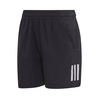 Adidas Club 3 Stripes Short Boy Black