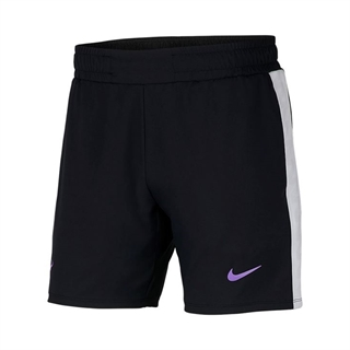 Nike Dri-Fit Rafa Shorts Black/Bright Violet