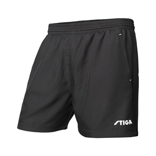 Stiga Marine Black Shorts