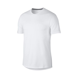 Nike Court Dry SS Top White