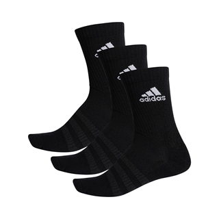 Adidas Cushioned Crew Socks 3-pack Black