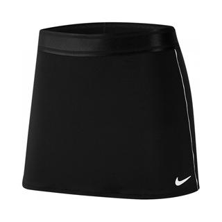 Nike Court Dri-Fit Skirt Black/White