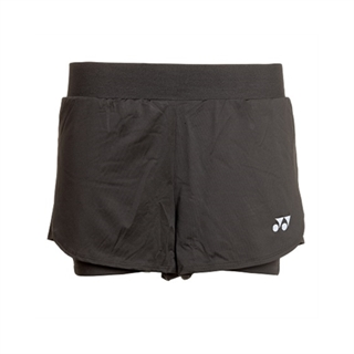 Yonex Ladies Shorts Black (with innerpants)