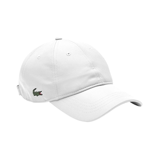 Lacoste Lightweight Cap White