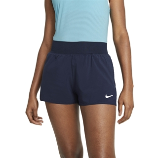 Nike Court Flex Victory Shorts Navy/White