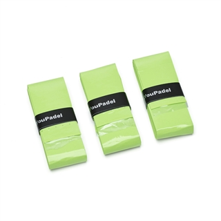 YouPadel Overgrip 3-pack Green