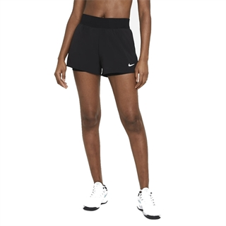 Nike Court Flex Victory Shorts Black