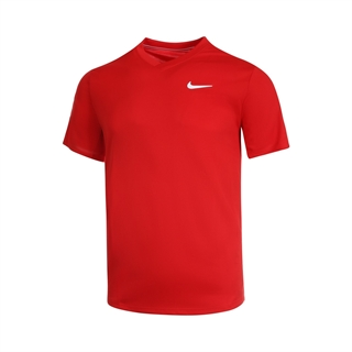 Nike Dri-Fit Victory Crew Red